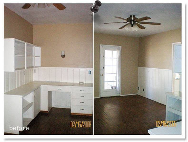 Morgan Satterfield's House Remodeling Project
