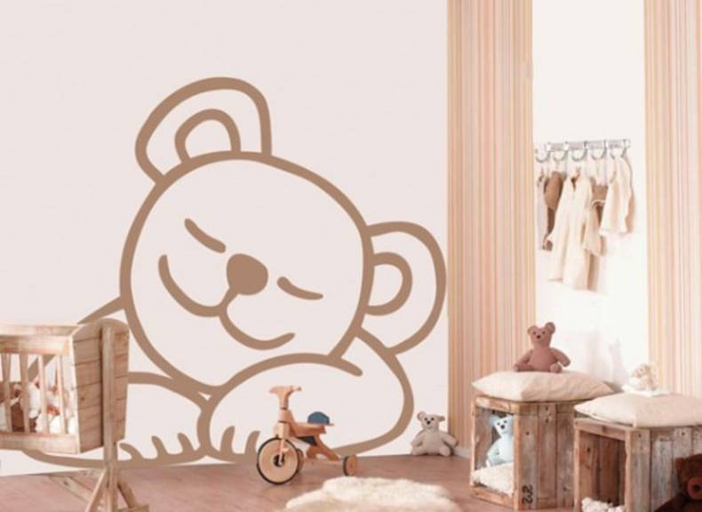 Kids Room Wall Stickers by Acte Deco