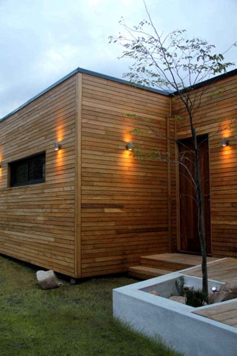 Contemporary Modular Houses by Ecomo-Get Your House In 4 Days