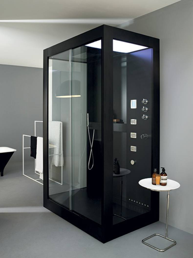 Aluminum Shower Cabin Avec By Kos
