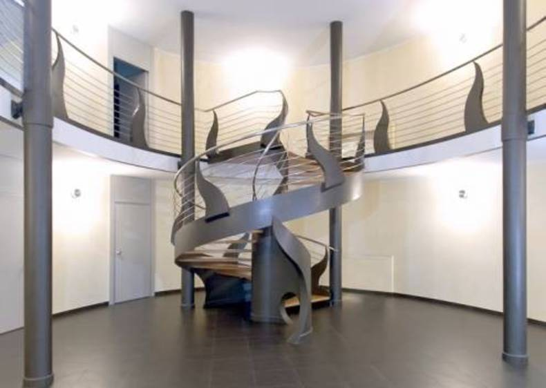 Unusual Staircases by Bonansea Scale