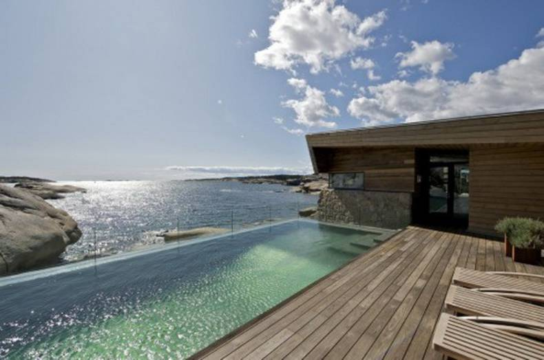 Contemporary Summer House Vestfold 2 in Norway