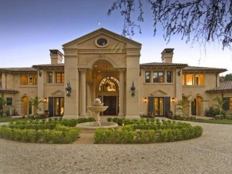 Spectacular Luxury Mansion in California