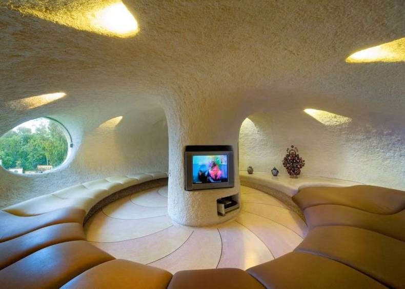Nautilus House by Javier Senosiain: The Design Inspired by Sea