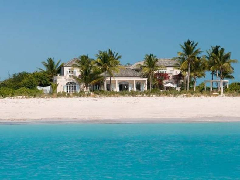Splendid Coral House on Grace Bay