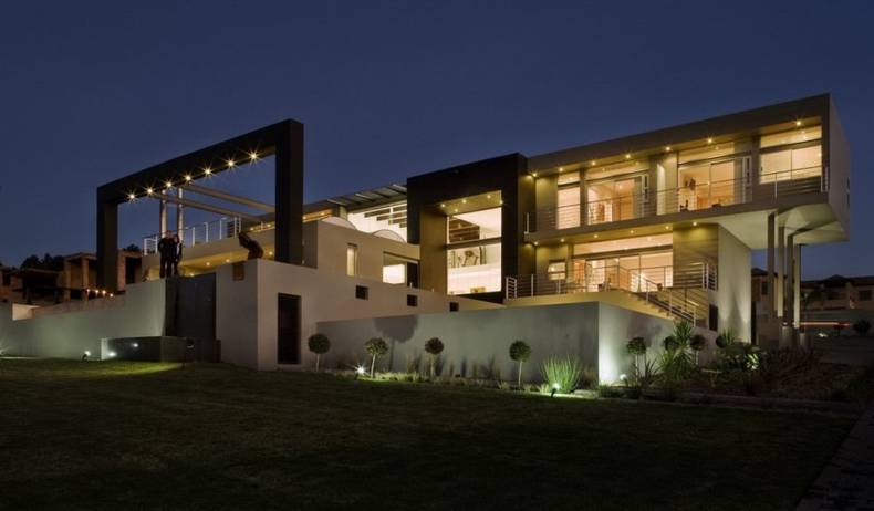 Incredible Luxury Joc House in South Africa