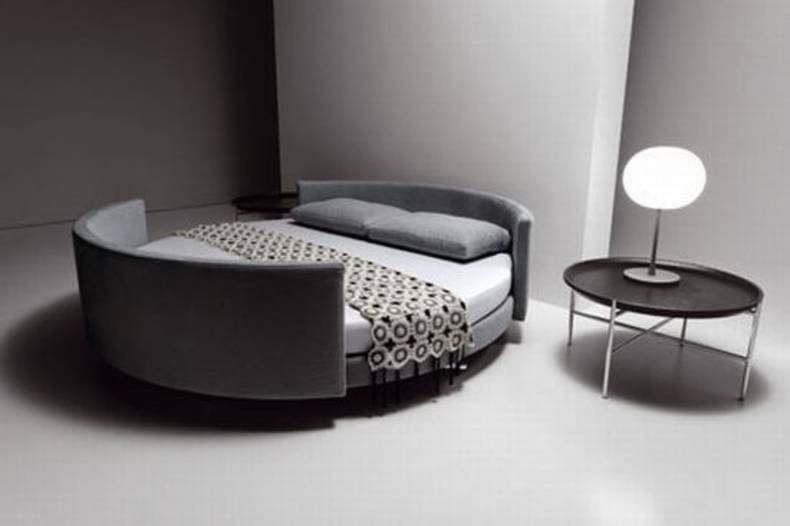 Scoop – Contemporary Stylish Circular Seating by Saba Italia