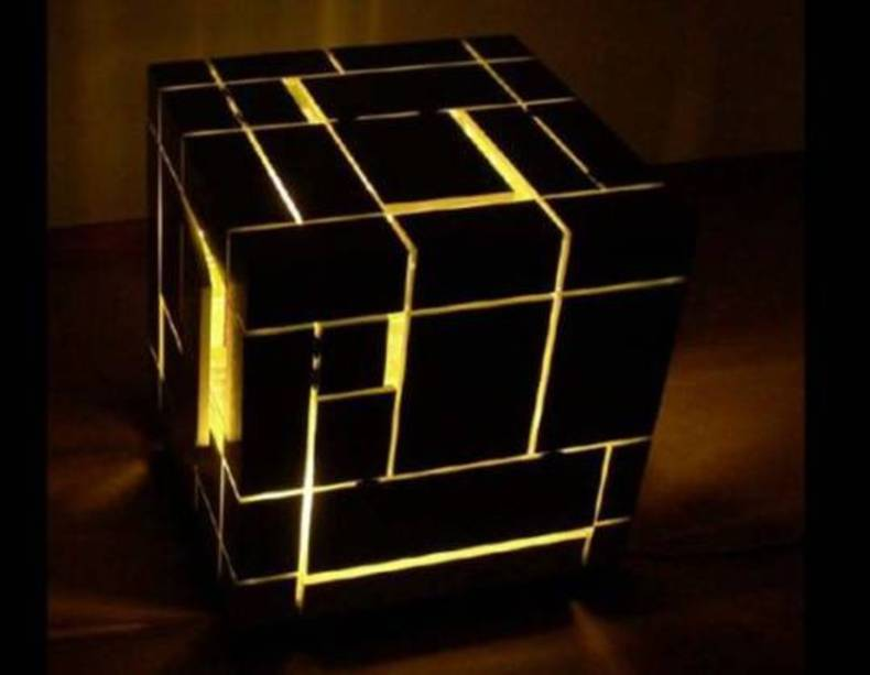 Multifunctional Rubik Cube