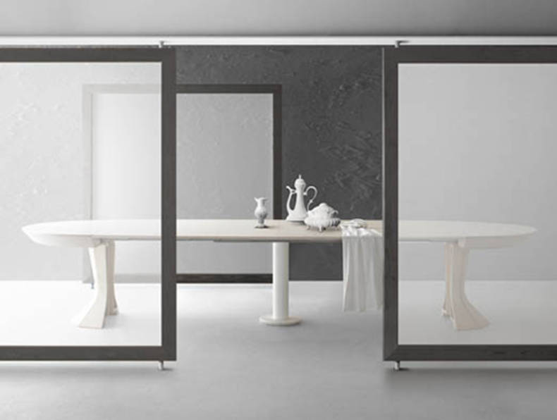 The Opera Dining Table by Bauline