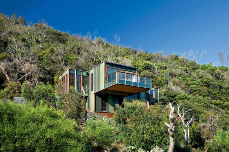 The Treehouse by Jackson Clements Burrows Architects in Victoria, Australia
