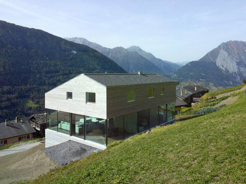 Mountain Residence Maison Val d'Entremont in Switzerland