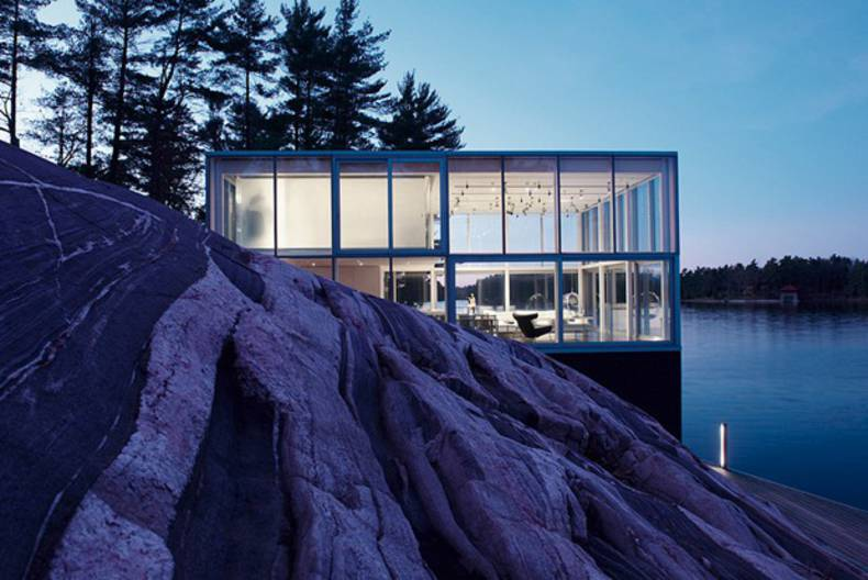 Glass House Design: Williams Studio by GH3