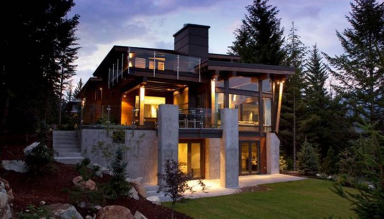 Luxury House Design by Kelly Deck