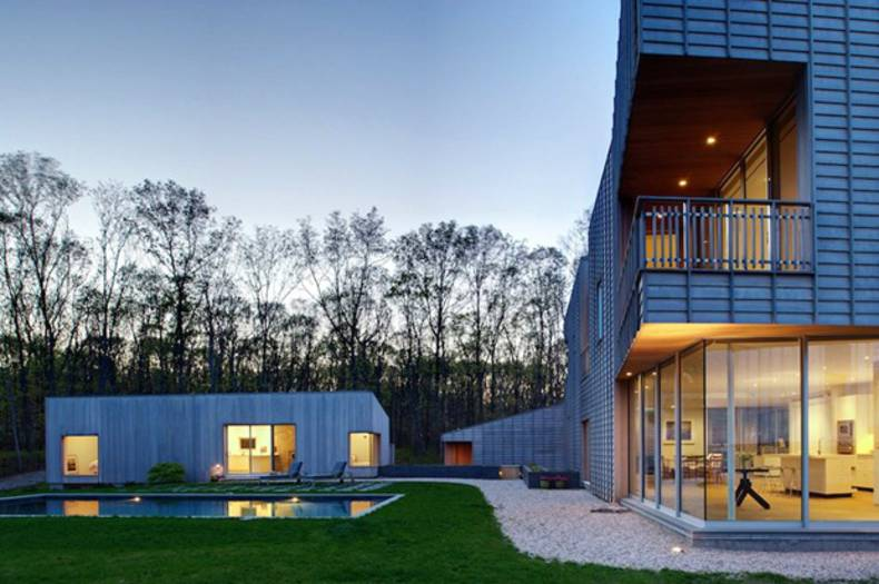 Oceanfront YN-13 House on Shelter Island in New York state
