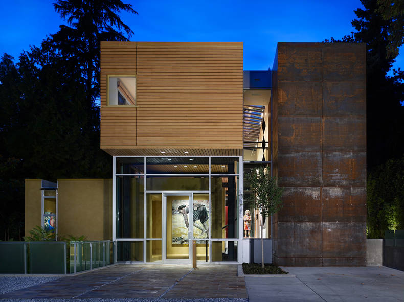 Contemporary Mad Parks Residence in Seattle, Washington
