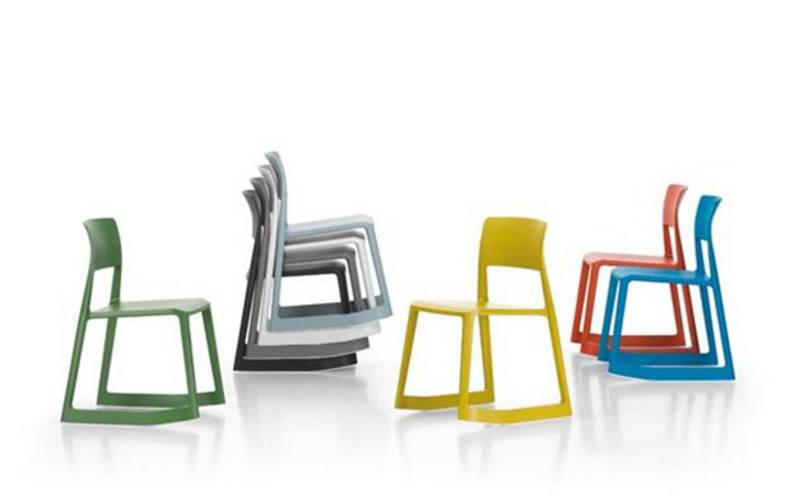 Innovative Tip Ton chair by Vitra