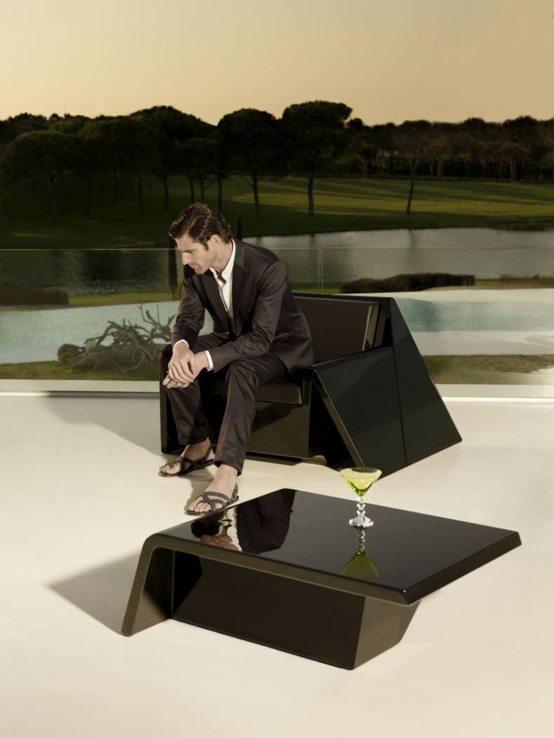 The Majestic REST Collection by A-cero for VONDOM