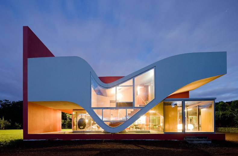 Bernardo Rodrigues Arquitecto: House on the flight of birds