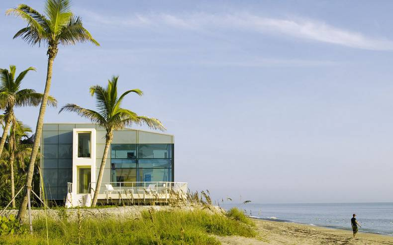 Beach Road 2 by Hughes Umbanhowar Architects