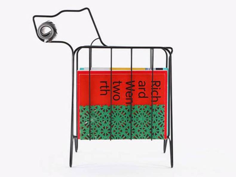 Playful Companion Rack by Gavin Coyle
