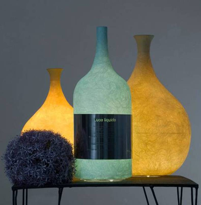 Smart and stylish Luce Liquida by In-Es Artdesign