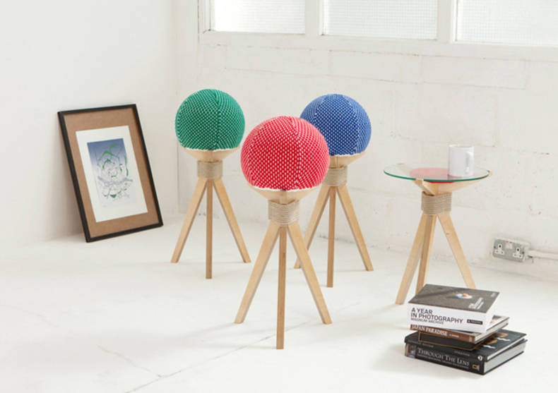 'Dandelion' Stool for your Garden