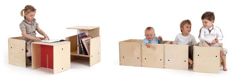 Furniture for Children MAXintheBOX