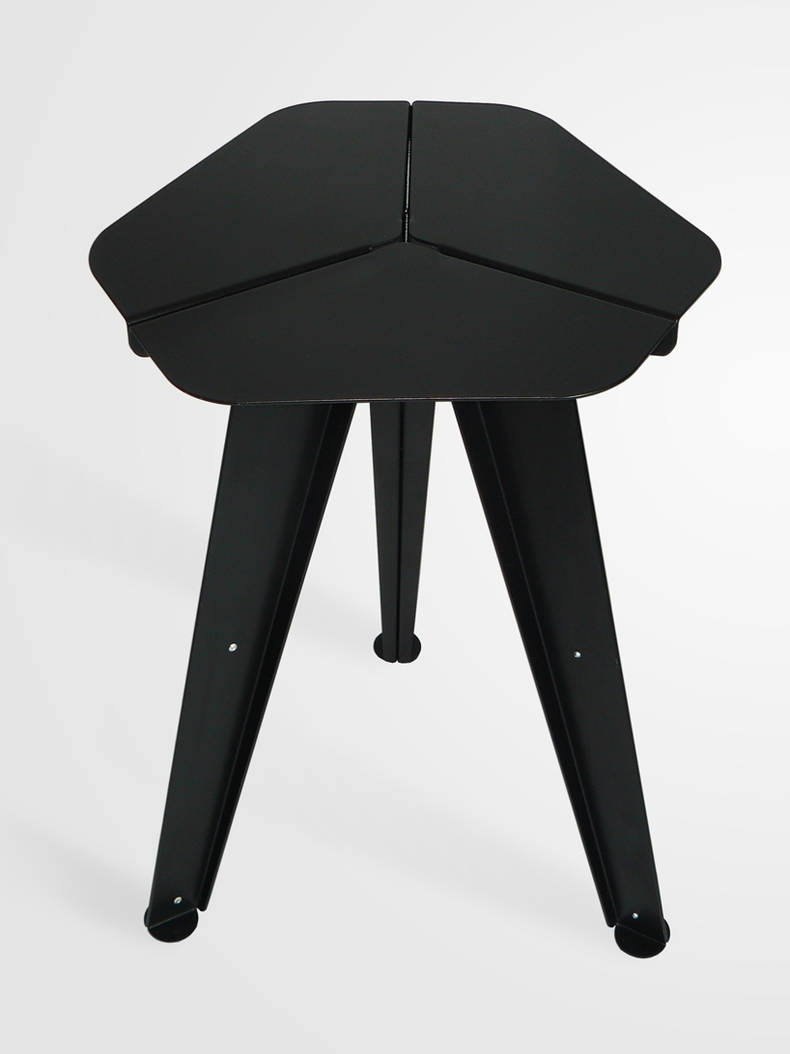 'Threefold' Stool as an Idea of Progress
