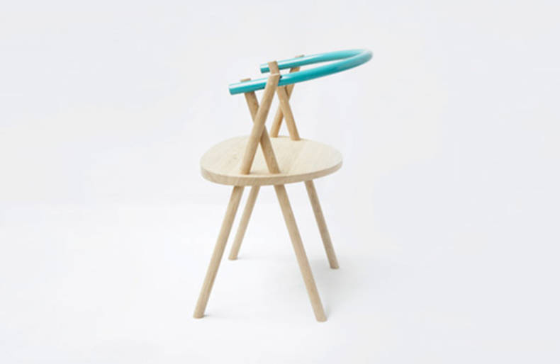 Stuck Chair by Oato