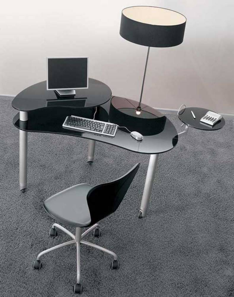 Contemporary Home Office Computer Furniture by Cattelan
