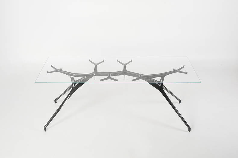 Branchy Table of the Ramus Series M1 by Il Hoon Roh