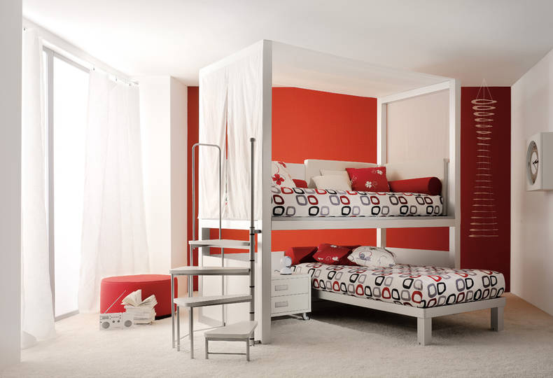 Multifunctional Modular Furniture for Bedrooms