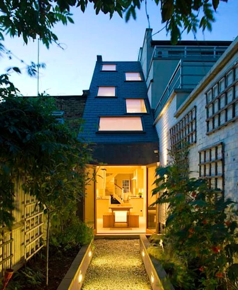Renovation of the House in London by Alma-nac