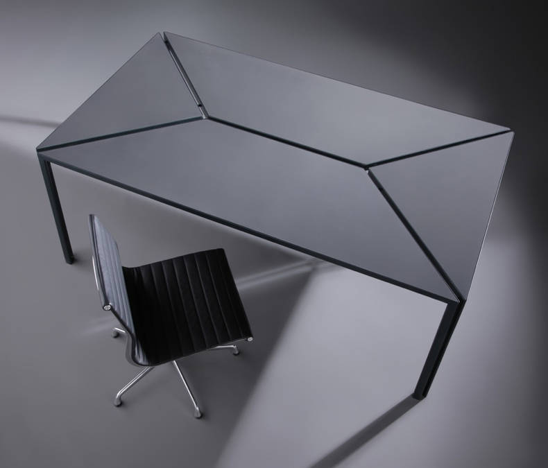 Perfect Table with Accessories for Workplace by Box Clever