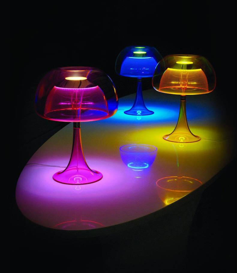 Aurelia Lamps by QisDesign